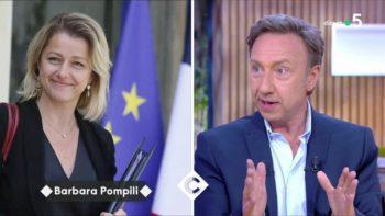 Stéphane Bern : son petit tacle passé (presque) inaperçu à Barbara Pompili