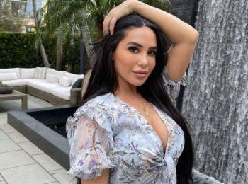 Milla Jasmine ultra sexy en lingerie : Ces photos comportent un détail qui déplaît aux internautes !