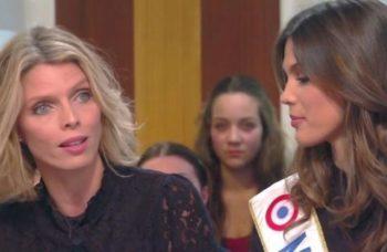 Sylvie Tellier lâchée par Iris Mittenaere ? Elle répond cash !