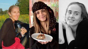 Céline Dion, Adele, Bella Hadid... Avant / après, ces stars sans maquillage vont vous surprendre !
