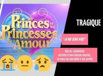 Les princes de l'amour : une ex-candidate dévoile une terrible nouvelle