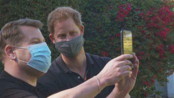 Prince Harry : cette scène surréaliste filmée en plein quartier de Bel-Air