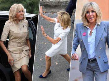 Bon anniversaire Brigitte Macron : ses plus belles tenues d'été qu'on va lui piquer !