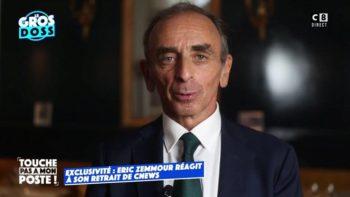 Eric Zemmour évincé de CNews : il tire à boulets rouges sur le CSA