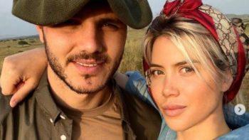 Mauro Icardi et Wanda Nara : c'est fini !