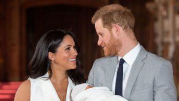 Meghan Markle et le prince Harry : leur fils Archie couvert de cadeaux pour ses deux ans