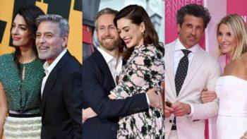 """Anne Hathaway, Patrick Dempsey, Gal Gadot... Ces stars en couple avec des personnes """"ordinaires"""" et inconnues"""